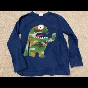 Mini Boden monster size 5-6y